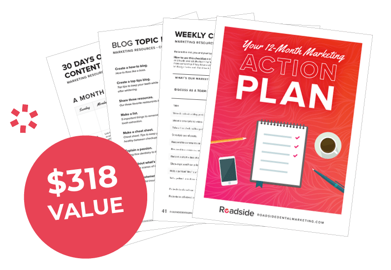 Preview of the Marketing Action Plan Workbook